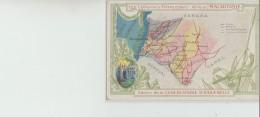 Les  Colonies  Françaises  :  Afrique  : Mauritanie - Maps