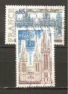Francia-France Nº Yvert  1806, 1808, 1810 (usado) (o) - Francia