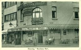 Berchem - Café Dancing Berchem Hof - Generaal Lemanstraat - Bieren Chasse Royale - Antwerpen