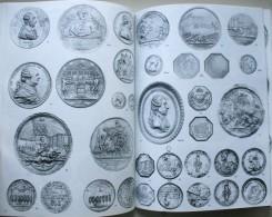 Catalogue Vente Aux Enchères MONNAIES - MEDAILLES (1988) - REVOLUTION  / Histoire-Militaria  ** Voir 4 Scans */Hi12 - Catalogs