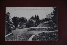 Sources Et Etablissements De SAIL Les BAINS - L'Avenue Des Tilleuls. - Francia