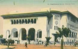 CASABLANCA - Hôtel Des P.T.T. - Casablanca