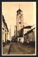ARGENTINA CORDOBA COLEGIO NACIONAL MONTSERRAT  Vintage Original Ca1900 POSTCARD CPA AK (W4_2721) - Argentina