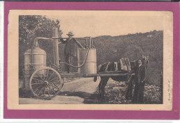 """L' ALAMBIC """" DUSSERRE & FILS """" Se Rendant Dans La Montagne Distiller Les Fleurs Sur Place - Gap"""