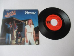 IL ETAIT UNE FOIS   ---   POMME   /   ELLE, DELTA   ---   2 Photos - Disco, Pop