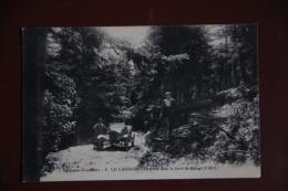 LE CANIGOU - La Route Dans La Forêt De Balagt - Frankreich