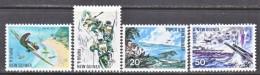 PAPUA  NEW  GUINEA  245-8    **  BATTLE  OF  THE  CORAL  SEA - Papouasie-Nouvelle-Guinée
