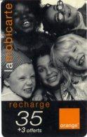 @+ Recharge Orange De La Réunion - 35€. Date 12/05
