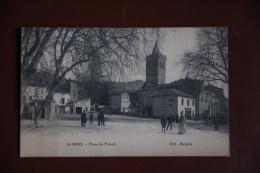 ST PONS - Place Du Foirail - Saint-Pons-de-Thomières