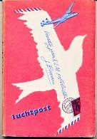 Luchtpost - Veertig Jaar KLM Postvluchten -Drs. J. Boesma - Luchtpost & Postgeschiedenis