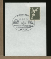 GERMANY - WIESBADEN - ROTES KREUZ - Rotes Kreuz
