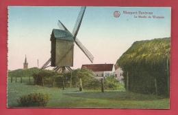 Westende - De Windmolen / Le Moulin ( Verso Zien ) - Westende