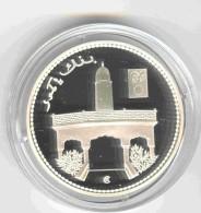 COIN/MUNZE 1000 FRANCS COMORES - ISLAM  ARGENT B E 2002 DU COFFRET  LE FRANC APRES L'EURO - Comores