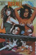ROCK'N'ROLL - WOMEN IN ROCK SPECIAL - REVOLUTIONARY COMICS - RUNAWAYS - Janet JACKSON - MADONNA - Janis JOPLIN - Libri, Riviste, Fumetti