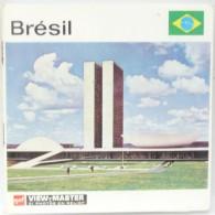 VIEW MASTER  POCHETTE DE 3 DISQUES  B 065  BRÉSIL - Visionneuses Stéréoscopiques