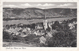 Gruß Aus Rbens Am Rhein Ak96887 - Unclassified