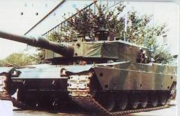 Télécarte JAPON * WAR TANK (184) MILITAIRY LEGER ARMEE PANZER Char De Guerre * KRIEG * JAPAN Phonecard Army - Army