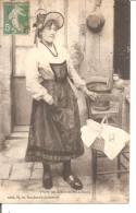 TYPE DE BOURBONNAIS (1) Femme - Personnages