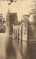 Le Château De Beersel En Juin 1929 - Beersel