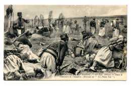 MP414 - BATAILLE DE LA MARNE  - DANS LE CIMETIERE DE CHAMBRY - Oorlog 1914-18