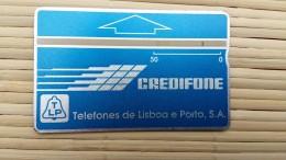 Landis & Gyr Portuga TLP L 50 Units 169 A  (I)  Used Rare ! - Portugal