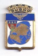Base Aéronavale De DUGNY - Insigne Arémail ( Attache Absente ) - Non Classificati
