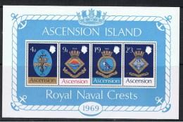 Ascension Y/T Blok 1 (**) - Ascension (Ile De L')