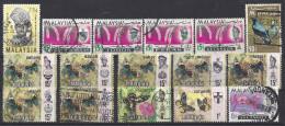MALAISIE - Lot Timbres Oblitérés - Malaysia (1964-...)
