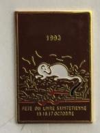 MEDIA LA FETE DU LIVRE SAINT ETIENNE 1993 - Mass Media