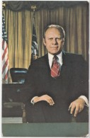 Gerald R. Ford, 38th President Of The United States, Unused Postcard [17030] - People