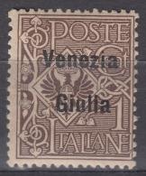 Italy Venezia Giulia 1918 Sassone#19 Mint Hinged - Venezia Giulia