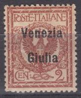 Italy Venezia Giulia 1918 Sassone#20 Mint Hinged - Venezia Giulia