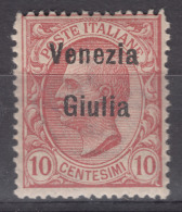 Italy Venezia Giulia 1918 Sassone#22 Mint Hinged - Venezia Giulia