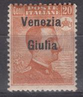 Italy Venezia Giulia 1918 Sassone#23 Mint Hinged - Venezia Giulia