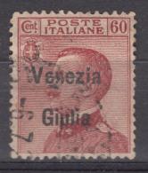 Italy Venezia Giulia 1918 Sassone#28 Used - Venezia Giulia