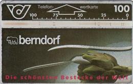 Telefonkarten Österreich  Geb. ANK 77 / 403A