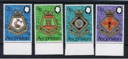 Ascension Y/T 167 / 170 (**) - Ascension (Ile De L')