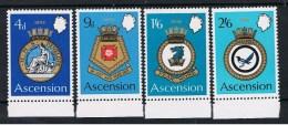 Ascension Y/T 135 / 138 (**) - Ascension (Ile De L')