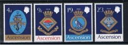 Ascension Y/T 127 / 130 (**) - Ascension (Ile De L')