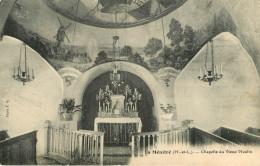 Dép 49 - Le Menitre - Chapelle Du Vieux Moulin - état - Autres Communes