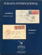 2001 Subasta Internacional Auction: Guatemala (Lange), Nicaragua (+ Prices Realised) - Catalogi Van Veilinghuizen