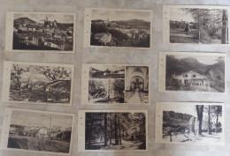 St-Laurent-de-Cedans (France 66) - Lot De 22 Cartes Postales - Voir Plusieurs Scans. - Roussillon