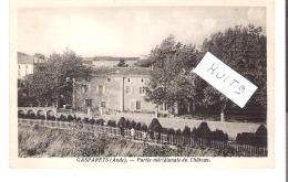 GASPARETS : Chateau Partie Méridionale. - France