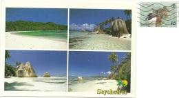 SEYCHELLES   Port Launay  Mahé  La Digue  Nice Stamp Duck Theme - Seychelles