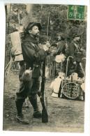THMS2 MILITARIA   Chasseurs Alpins, Faction Du Chasseur Alpin, Beua Plan - War 1914-18