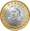 Slovenie 2009    1 Euro    UNC Uit De Rol  UNC Du Rouleaux  !! - Slovénie