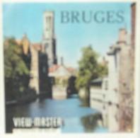 VIEW MASTER  POCHETTE DE 3 DISQUES     C 361   BRUGES - Visionneuses Stéréoscopiques