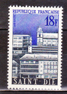 N° 1154 Villes Reconstruites: Saint Dié: Timbre Neuf  Sans  Charnière - Unused Stamps