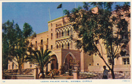 CYPRUS , 30-50s ; Ledra Palace Hotel : TUCK - Chypre