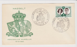(A) Belgium 1960 Hasselt - Bélgica